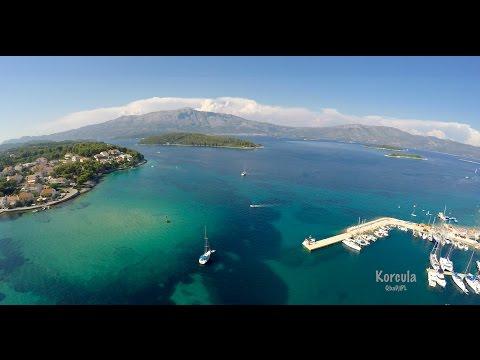 EUROTRIP 2016 Holiday Croatia España DJI OSMO PHANTOM GoPro [4K]