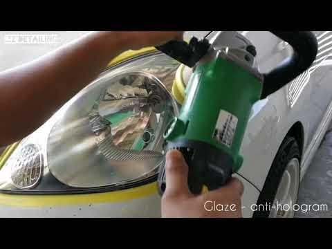 Cara Polish Lampu Kereta - Perodua Viva Elite - Car Polish l Polish Kereta Pasir Gudang, Johor