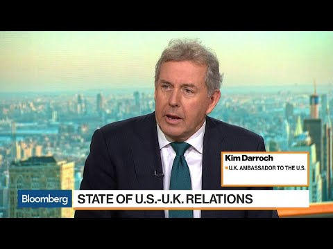 U.K. Amb. Says U.S. Relationship Remains 'Exceptionally Strong'