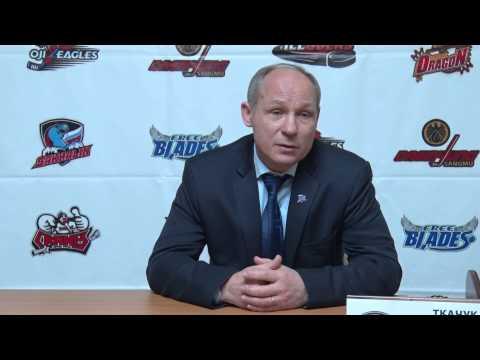 Sakhalin - Dragon 4:3. PC Tkachuk