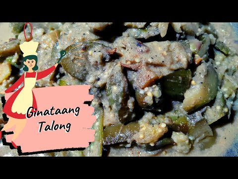Ginataang Talong Recipe | How To Cook Eggplant in Coconut Milk