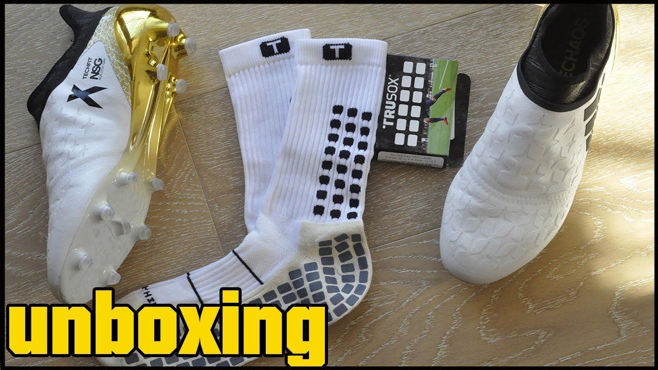 15cc95ef8 Trusox Professional Socks Unboxing | imadeinitaly - YouTube