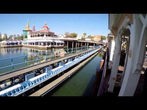 Walk Around Disney California Adventure 4.12.15