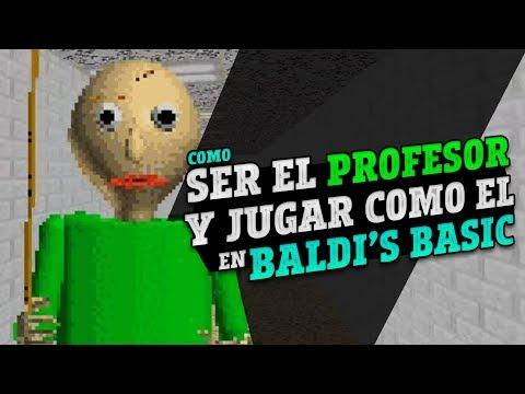 ME HE CONVERTIDO EN EL PROFESOR!! SOY EL ! | BALDIS BASICS IN EDUCATION AND LEARNING