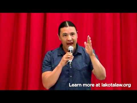 Chase Iron Eyes: Winning Clean Energy and Climate Justice for All