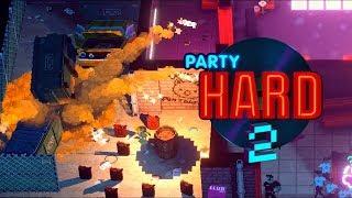 Jadźka Na Mopie  Party Hard 2 #05