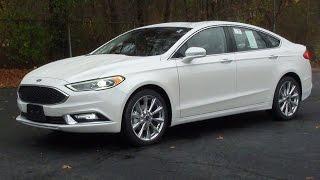 MVS - 2017 Ford Fusion Platinum
