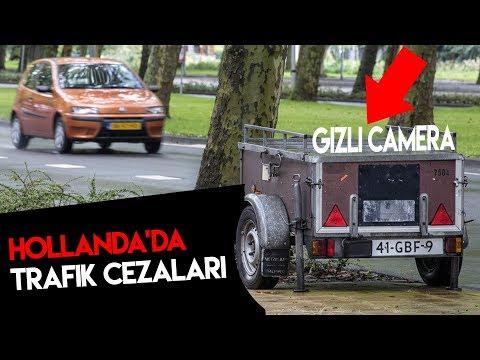 Yedigim En Yüksek TRAFIK Cezası - Yuksek Hiz Cezasi 1200 Euro Yedim Mahkeme Karari!