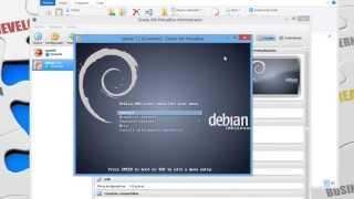 Como instalar Debian 7.2 en VirtualBox (COMPLETO)