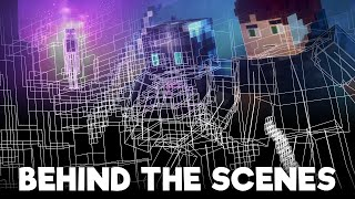Songs of War: Episode 7 BEHIND THE SCENES (Minecraft Animation Series)