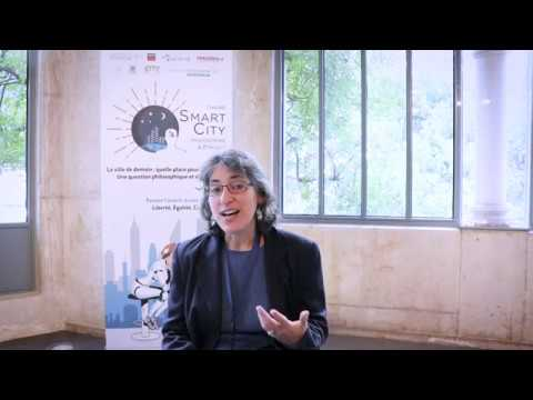 3 questions sur la Smart City - Alice Guyon