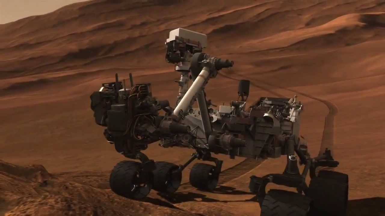 Martian Instrument Sings Happy Birthday To Curiosity Rover Mars Science Video Youtube