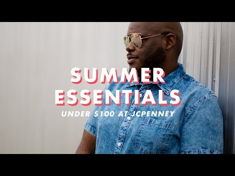 5-summer-essentials-for-men-|-all-less-than-$100---all-at-jcpenney