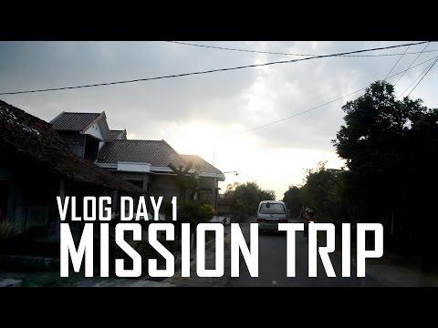 SALT MISSION TRIP 2016 - VLOG DAY 1