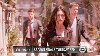 The Originals 1x22 Canadian Promo - From a Cradle to a Grave [HD] Season Finale