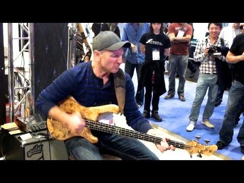 Download Youtube: Incredible Bass Solo (Wojtek Pilichowski)