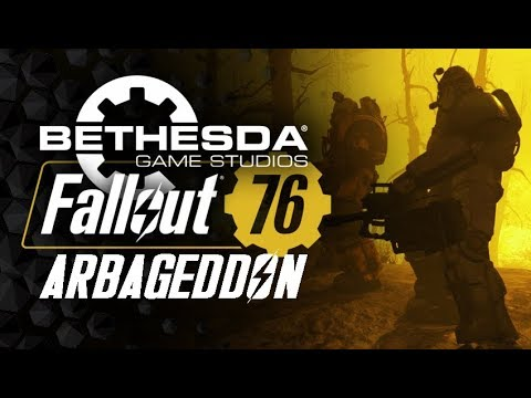 "Bethesda Hit By a Series of Lawsuits - Fallout 76 ""Arbageddon"" thumbnail"