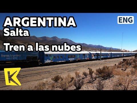 【K】Argentina Travel-Salta[아르헨티나 여행-살타]구름으로 가는 기차/San Antonio de los Cobres/Tren a las nubes/station