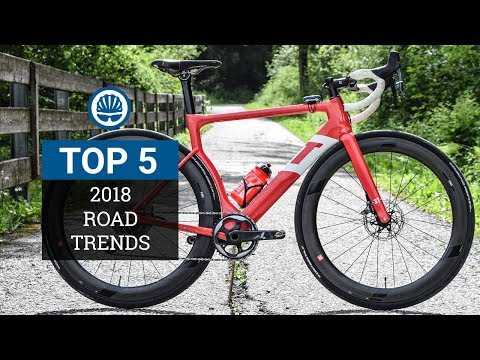 Top 5 - Road Cycling Trends 2018