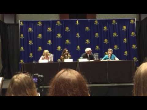Opening of Sat iZombie cast panel at DragonCon 2016