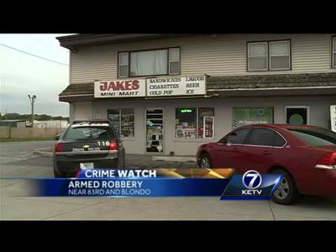 Mini Mart robbed Wednesday morning in Omaha