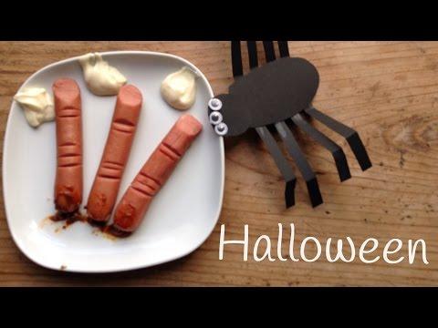 Cómo hacer dedos terroríficos de Halloween paso a paso