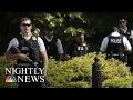 Gunman Shot by Secret Service Near White House | NBC Nightly News