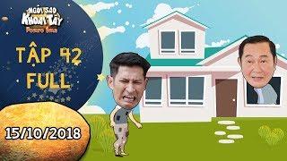 Ngôi sao khoai tây   tập 42 full: Trần Sơn tức điên vì bị ba vợ phản bội dù mình bị đuổi ra khỏi nhà