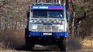 Kamaz 4911 / КАМАЗ 4x4 offroad Truck(russian Kamaz 4911 4x4 offroad truck in action - If you like this video, then please visit my youtube channel for sound, drive & grip, acceleration and top speed ..., 2013-03-17T18:53:34.000Z)