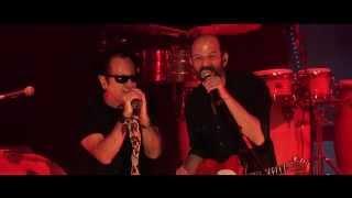 Burning - Esto es un Atraco. Con Josele Santiago (Los Enemigos) ¡¡En Vivo!! Rock Español Actual