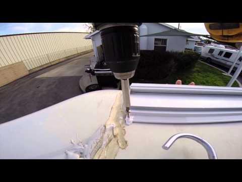 Rialta Heaven Fiamma F65s Awning Installation Video