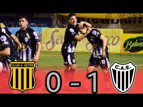 Primera Nacional : MITRE (SdE) 0 - 1 ESTUDIANTES (BA) | El Gol