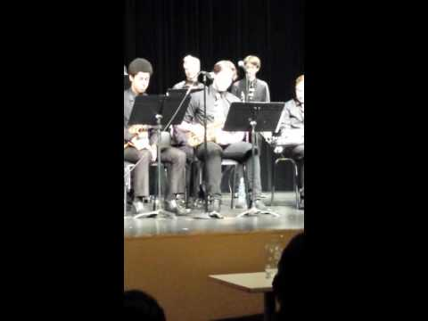 Jersey Bounce -Tacoma Community College Jazz Band