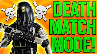 Why We Need a Deathmatch Game Mode in Siege!