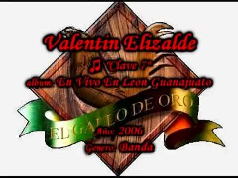 Clave 7 - Valentin Elizalde