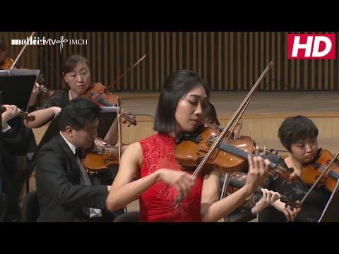 #HarbinComp18 - Final - Nancy Zhou (1st Prize Winner)  - Sibelius: Violin Concerto in D Minor