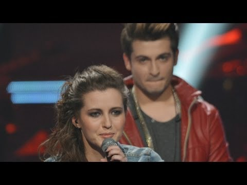 "The Voice of Poland - Michalina Brudnowska i Mateusz Cieślak - ""Family Affair"