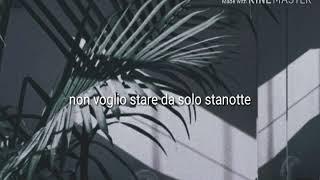 sam smith normani dancing with a stranger traduzione italiana
