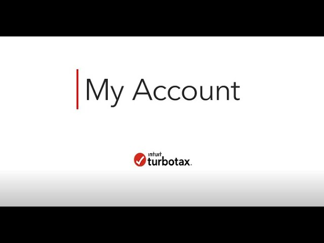 Turbotax Canada S Guide To Cra My Account