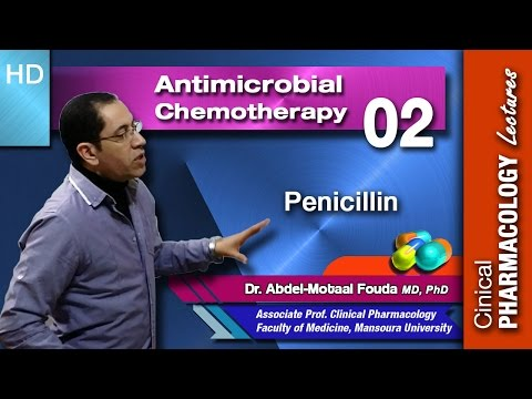 Antimicrobial chemotherapy - 02 - Penicillin