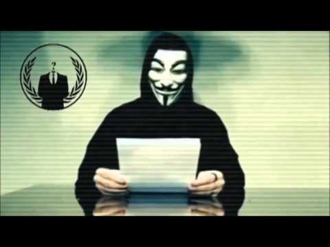 Anonymous - Tunisia  (Message to Egyptian Brothers) #OpEgypt