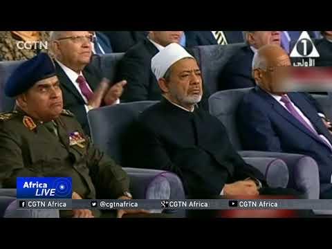 Egypt President Abdel Fattah el-Sisi announces re-election bid