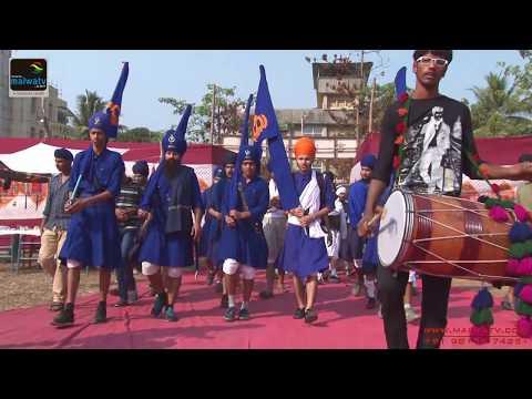 KALAMBOLI (Mumbai) Gatka Tournament - 2014 || HD || Part 1st.