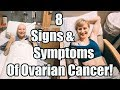 8 Early Signs & Symptoms of Ovarian Cancer That Most People Ignore!
