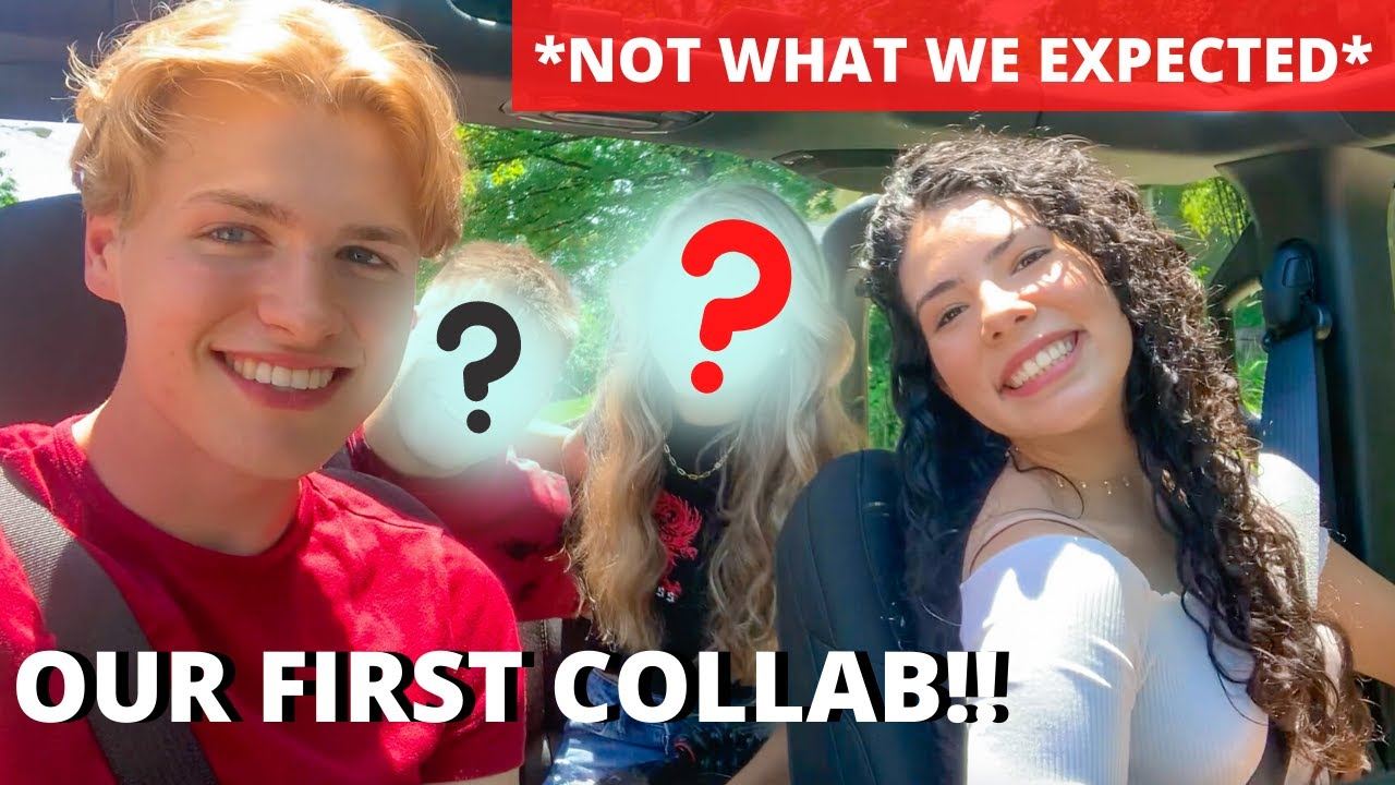 The Truth About Meeting Other Youtubers *exposed* | Andrea & Lewis