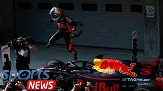 Monaco Grand Prix 2018 FP2 results: Daniel Ricciardo's record time, Lewis Hamilton fourth thumbnail