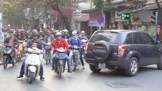 видео Во Вьетнаме хотят запретить мотоциклы