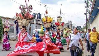 Convite Patronal 2016 del Sr del Jacal en San Pablo Huixtepec, Oaxaca