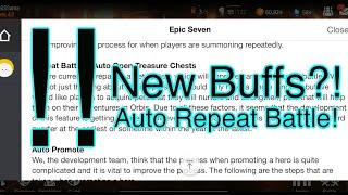 New epic seven video clip