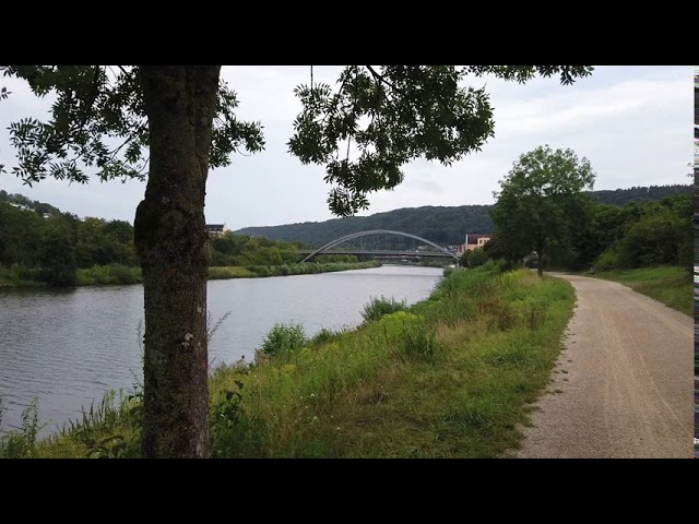 (Film nr. 241)  CP Riedenburg aan de Altmühl, Beieren
